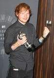 Ed Sheeran Photo - 24 August  2014 - Inglewood California - Ed Sheeran 2014 MTV Video Music Awards held at The Forum Photo Credit AdMedia