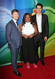 Nicholas DAgosto Photo - 18 January 2017 - Pasadena California - Steven Boyer Sherri Shepherd Nicholas DAgosto 2017 NBCUniversal Winter Press Tour held at the Langham Huntington Hotel Photo Credit F SadouAdMedia