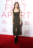 Caitlin Carver Photo - 07 March 2019 - Westwood California - Caitlin Carver Five Feet Apart Los Angeles Premiere held at the Fox Bruin Theatre Photo Credit Faye SadouAdMedia