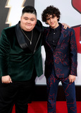 Armande Alta Photo - 28 March 2019 - Hollywood California - Jovan Armand Jack Dylan Graze Warner Bros Pictures and New Line Cinema World Premiere of SHAZAM held at TCL Chinese Theatre Photo Credit Faye SadouAdMedia
