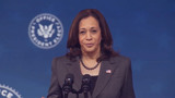 US Army Photo - United States Vice President-elect Kamala Harris delivers remarks at the event introducing retired US Army four-star General Lloyd J Austin III as his nominee to serve as the 28th US Secretary of Defense from the Queen Theatre in Wilmington Delaware on Wednesday December 9 2020  Credit Biden Transition via CNPAdMedia