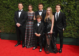 August Maturo Photo - 12 September 2015 - Los Angeles California - Ben Savage Rowan Blanchard August Maturo Peyton Meyer Sabrina Carpenter Corey Fogelmanis 2015 Creative Arts Emmy Awards - Arrivals held at the Microsoft Theatre Photo Credit Byron PurvisAdMedia