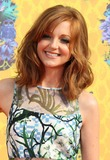 Jayma Mays Photo - 29 March 2014 - Los Angeles California - Jayma Mays 27th Annual Nickelodeon Kids Choice Awards held at the USC Galen Center Photo Credit Russ ElliotAdMedia