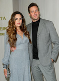 Armie Hammer Photo - 14 October 2017 - Los Angeles California - Armie Hammer with wife Elizabeth Chambers Hammer Museum Gala in the Garden honoring Ava Duvernay held at the Hammer Museum in Los Angeles Photo Credit AdMedia