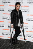 Demi Lovato Photo - 24 July 2018 - Singer Demi Lovato has been hospitalized after suffering an apparent drug overdose File Photo 13 February 2013 - West Hollywood California - Demi Lovato Topshop Topman LA Opening Party held at Cecconis Photo Credit Byron PurvisAdMedia