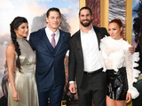 Shay Photo - 11 January 2020 - Westwood California - Shay Shariatzadeh John Cena Seth Rollins Becky Lynch Premiere Of Universal Pictures Dolittle held at the Regency Village Theatre Photo Credit Billy BennightAdMedia