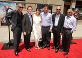 Ron Meyer Photo - 23 June 2015 - Universal City California - Mark Woodbury Larry Kurzweil Michelle Rodriguez Steve Burke Tom Williams Ron Meyer Fast  Furious - Supercharged Thrill Ride Launch Event held at Universal Studios Photo Credit Byron PurvisAdMedia