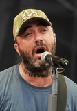 Aaron Lewis Photo - 21 May 2011 - Columbus Ohio - Vocalist AARON LEWIS of the band STAIND performs as part of the Rock On The Range festival held at Columbus Crew Stadium Photo Credit Jason L NelsonAdMedia