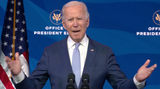 Queen Photo - United States President-elect Joe Biden delivers remarks from the Queen Theatre in Wilmington Delaware on the unrest in and around the US Capitol in Wilmington Delaware on Wednesday January 6 2021  In his remarks Biden condemned Trump for inciting the violenceCredit Biden Transition via CNPAdMedia
