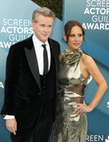 Cary Elwes Photo - 19 January 2020 - Los Angeles California - Cary Elwes Lisa Marie Kubikoff 26th Annual Screen Actors Guild Awards held at The Shrine Auditorium Photo Credit AdMedia