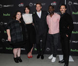 Justin Hartley Photo - 13 September 2016 - Beverly Hills California Chrissy Metz Mandy Moore Justin Hartley Sterling K Brown Milo Ventimigilia The Paley Center For Medias PaleyFest 2016 Fall TV Preview - This Is Us held at the Paley Center for Media Photo Credit Birdie ThompsonAdMedia