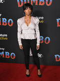 Monique Coleman Photo - 11 March 2019 - Hollywood California - Monique Coleman Dumbo Los Angeles Premiere held at Ray Dolby Ballroom Photo Credit Birdie ThompsonAdMedia