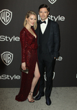 Ashley Hinshaw Photo - 06 January 2019 - Beverly Hills  California - Ashley Hinshaw Topher Grace 2019 InStyle and Warner Bros 76th Annual Golden Globe Awards After Party held at The Beverly Hilton Hotel Photo Credit AdMedia