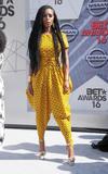 Tasha Smith Photo - 26 June 2016 - Los Angeles Tasha Smith Arrivals for the 2016 BET Awards held at the Microsoft Theater Photo Credit Birdie ThompsonAdMedia