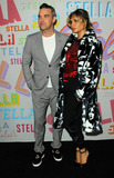 Ayda Field Photo - 16 January 2018 - Pasadena California - Robbie Williams and wife Ayda Field Stella McCartney Autumn 2018 Presentation held at SIR Studios in Los Angeles Photo Credit AdMedia