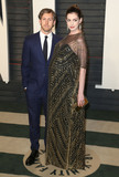 Adam Shulman Photo - 28 February 2016 - Beverly Hills California - Adam Shulman and Anne Hathaway 2016 Vanity Fair Oscar Party hosted by Graydon Carter following the 88th Academy Awards held at the Wallis Annenberg Center for the Performing Arts Photo Credit Byron PurvisAdMedia