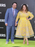Ben Falcone Photo - 09 July 2016 - Hollywood California Ben Falcone Melissa McCarthy Arrivals for the Premiere Of Sony Pictures Ghostbusters held at TCL Chinese Theatre Photo Credit Birdie ThompsonAdMedia
