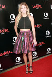 AshLee Frazier Photo - 20 May 2015 - Beverly Hills California - AshLee Frazier Lifetime and US Weekly Premiere Party for New Drama UnREAL held at SIXTY Beverly Hills Photo Credit Theresa BoucheAdMedia