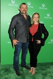 Chuck Liddell Photo - 21 November 2013 - Los Angeles California - Chuck Liddell Heidi Liddell Heidi Northcott Xbox One Official Launch Celebration held at Milk Studios Photo Credit Byron PurvisAdMedia