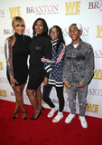 Towanda Braxton Photo - 02 April 2019 - West Hollywood California - Tamar Braxton Towanda Braxton Brooke Carter Denim Cole Braxton-Lewis WE tv Celebrates Braxton Family Values Season Six Premiere held at Doheny Room Photo Credit Faye SadouAdMedia