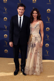 Amanda Anka Photo - 17 September 2018 - Los Angles California - Jason Bateman Amanda Anka 70th Primetime Emmy Awards held at Microsoft Theater LA LIVE Photo Credit Faye SadouAdMedia