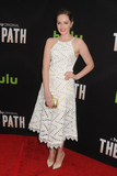 Amy Forsyth Photo - 21 March 2016 - Hollywood California - Amy Forsyth The Path Los Angeles Series Premiere held at Arclight Cinemas Photo Credit Byron PurvisAdMedia