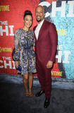 Angela Rye Photo - 03 January 2018 - Los Angeles California - Angela Rye Common Showtimes The Chi Los Angeles Premiere held at Downtown Independent Photo Credit F SadouAdMedia