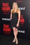 Naomi Kyle Photo - 11 March 2015 - Los Angeles California - Naomi Kyle  Arrivals for Crackles world premiere original feature film Dead Rising Watchtower held at the Kim Novak Theater at Sony Pictures Studios Photo Credit Birdie ThompsonAdMedia