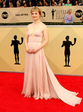 Alison Sudol Photo - 21 January 2018 - Los Angeles California - Alison Sudol 24th Annual Screen Actors Guild Awards Arrivals held at the Shrine Auditorium in Los Angeles Photo Credit AdMedia