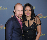 Taraji P Henson Photo - 17 March 2019 - New York New York - Sam Rockwell and Taraji P Henson at The Best of Enemies New York Photo Call presented by STX Films at the Whitby Hotel in Midtown Photo Credit LJ FotosAdMedia