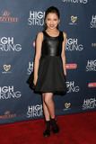 Cree Cicchino Photo - 29 March 2016 - Hollywood California - Cree Cicchino High Strung Los Angeles Premiere held at the TCL Chinese 6 Theatre Photo Credit Byron PurvisAdMedia