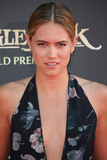 Cody Horn Photo - 04 April 2016 - Hollywood California - Cody Horn The Jungle Book Los Angeles Premiere held at the El Capitan Theatre Photo Credit SammiAdMedia