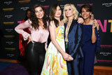 Trace Lysett Photo - 13 September 2019 - Los Angeles California - Trace Lysette Kathryn Hahn Judith Light Alexandra Billings Transparent Musicale Finale  Los Angeles Premiere held at Regal Cinemas LA Live Photo Credit Birdie ThompsonAdMedia