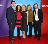 Aaron Stanford Photo - 15 January 2015 - Pasadena California - Noah Bean Emily Hampshire Amanda Schull Barbara Sukowa Aaron StanfordNBC Universal 2015 TCA Press Tour held at The Langham Huntington Hotel in Pasadena Ca Photo Credit Birdie ThompsonAdMedia