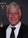 Anthony Bourdain Photo - 09 September  2017 - Los Angeles California - Anthony Bourdain 2017 Creative arts Emmys held at Microsoft Theatre LA Live in Los Angeles Photo Credit Birdie ThompsonAdMedia