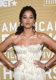 Alisha Wainwright Photo - 23 February 2020 - Beverly Hills California - Alisha Wainwright American Black Film Festival Honors Awards Ceremony held at The Beverly Hilton Hotel Photo Credit FSAdMedia