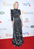 CATE BLANCHETTE Photo - 26 October 2018 - Beverly Hills California - Cate Blanchett 2018 British Academy Britannia Awards held at The Beverly Hilton Hotel Photo Credit Birdie ThompsonAdMedia
