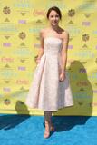Haley Ramm Photo - 16 August 2015 - Los Angeles California - Haley Ramm Teen Choice Awards 2015 - Arrivals held at the USC Galen Center Photo Credit Byron PurvisAdMedia