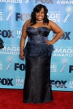 Amber Riley Photo - 4 March 2011 - Los Angeles California - Amber Riley 42nd Annual NAACP Image Awards - Arrivals held at the Shrine Auditorium Photo Byron PurvisAdMedia