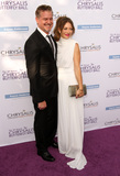 Eric Dane Photo - 3 June 2017 - Los Angeles California - Eric Dane and wife Rebecca Gayheart-Dane 16th Annual Chrysalis Butterfly Ball held at a Private Residence Photo Credit AdMedia