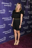 Allie Gonino Photo - 21 March 2012 - Beverly Hills California - Allie Gonino 20th Anniversary Alzheimers Association A Night at Sardis held at the Beverly Hilton Hotel Photo Credit Byron PurvisAdMedia