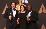 Jeremy Kleiner Photo - 26 February 2017 - Hollywood California - Adele Romanski Jeremy Kleiner Torel Alvin McCraney 89th Annual Academy Awards presented by the Academy of Motion Picture Arts and Sciences held at Hollywood  Highland Center Photo Credit Theresa ShirriffAdMedia