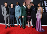 Aldis Hodges Photo - 24 February 2020 - Hollywood California - Michael Dorman Leigh Whannell Aldis Hodge Elizabeth Moss Oliver Jackson-Cohen Storm Reid The Invisible Man Los Angeles Premiere held at the TCL Chinese Theatre Photo Credit Birdie ThompsonAdMedia