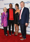 Sugar Ray Photo - 06 November 2019 - Beverly Hills California - William Magee Sugar Ray Leonard Kathleen Magee Brooke Burke Operation Smile Hollywood Fight Night held at Beverly Hilton Hotel Photo Credit Birdie ThompsonAdMedia