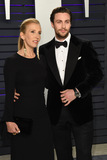 Aaron Taylor-Johnson Photo - 24 February 2019 - Los Angeles California - Aaron Taylor-Johnson Sam Taylor-Johnson 2019 Vanity Fair Oscar Party following the 91st Academy Awards held at the Wallis Annenberg Center for the Performing Arts Photo Credit Birdie ThompsonAdMedia