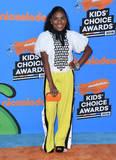 Trinitee Stokes Photo - 24 March 2018 - Inglewood California - Trinitee Stokes Nickelodeons 2018 Kids Choice Awards  held at The Forum Photo Credit Birdie ThompsonAdMedia