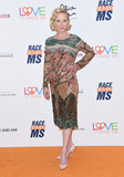 Ann Heche Photo - 20 April 2018 -  Beverly Hills California - Anne Heche 25th Annual Race To Erase MS Gala held at Beverly Hilton Hotel Photo Credit Birdie ThompsonAdMedia
