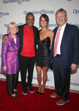 Sugar Ray Photo - 6 November 2019 - Beverly Hills California - Dr William P Magee Jr Sugar Ray Leonard Kathleen S Magee Brooke Burke Charvet Operation Smiles Hollywood Fight Night held at The Beverly Hilton Hotel Photo Credit FSAdMedia