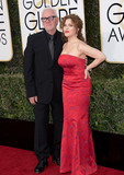 Bernadette Peters Photo - 08 January 2016 - Beverly Hills California - Malcolm McDowell and Bernadette Peters74th Annual Golden Globe Awards held at the Beverly Hilton Photo Credit HFPAAdMedia
