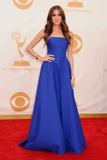 Allison Williams Photo - 22 September 2013 - Los Angeles California - Allison Williams 65th Annual Primetime Emmy Awards - Arrivals held at Nokia Theatre LA Live Photo Credit Byron PurvisAdMedia
